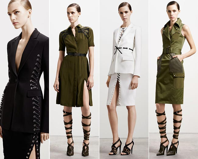 Altuzarra Pre-Fall 2015 Collection
