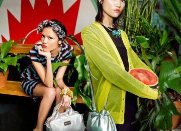 Bimba & Lola Spring/Summer 2015 Campaign