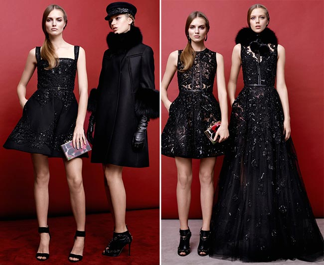 Elie Saab Pre-Fall 2015 Collection