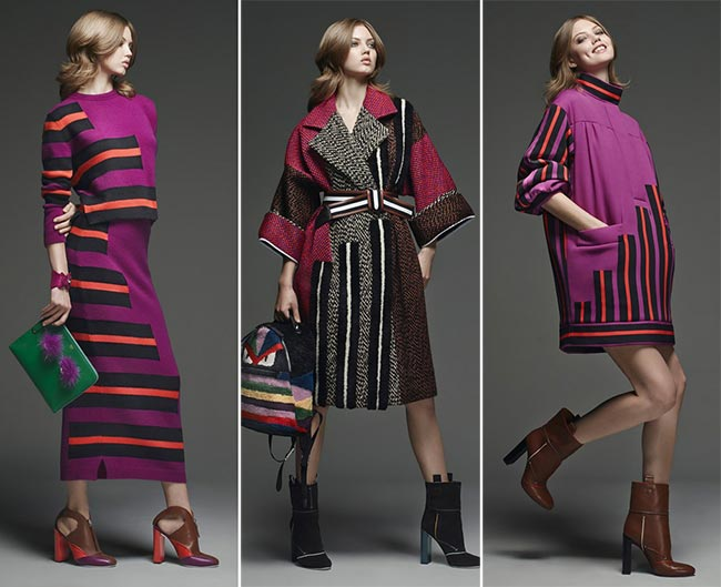 Fendi Pre-Fall 2015 Collection
