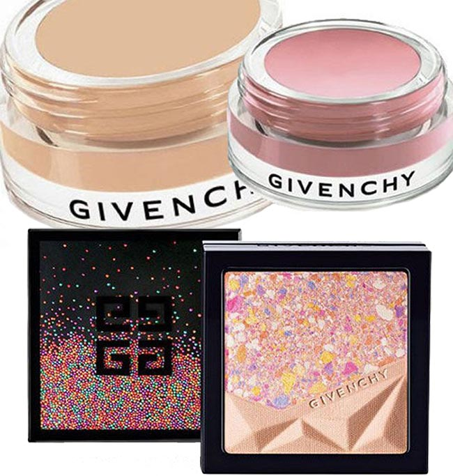 Givenchy Colorecreation Spring 2015 Makeup Collection