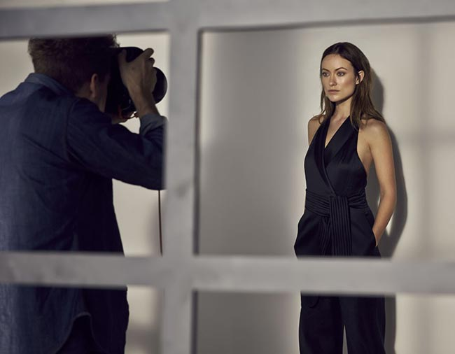Olivia Wilde Is the New H&M Conscious Ambassador