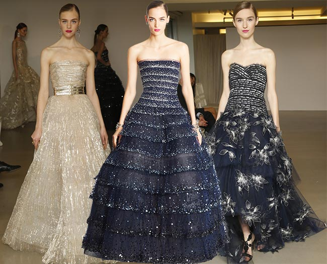Oscar de la Renta Pre-Fall 2015 Collection