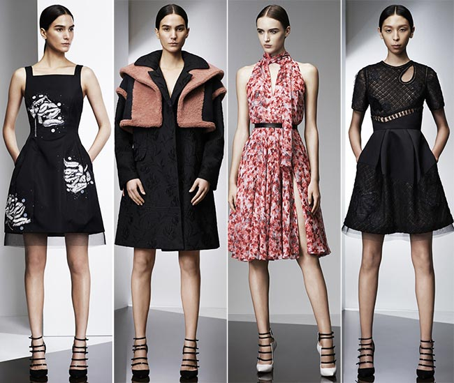 Prabal Gurung Pre-Fall 2015 Collection