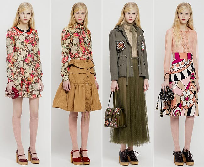 red valentino prefall 2015 collection fashionisers