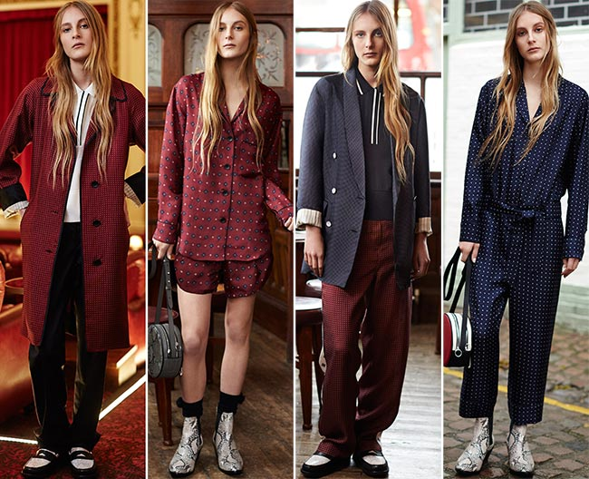 Rag & Bone Pre-Fall 2015 Collection