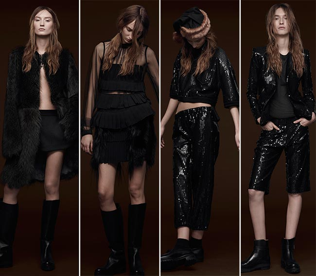 Vera Wang Pre-Fall 2015 Collection