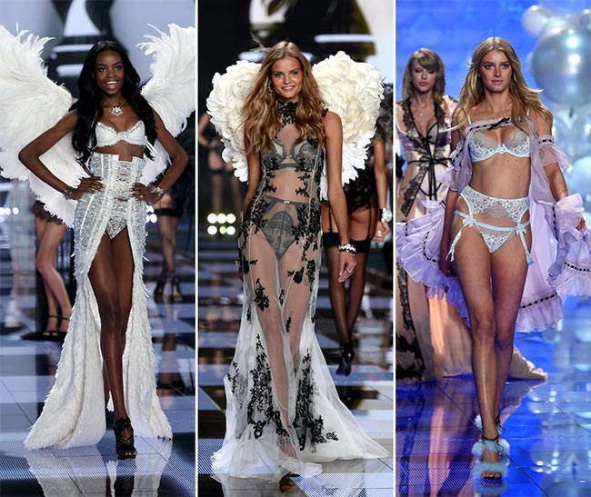 717661eb0117 Victoria's Secret Fashion Show 2014-2015