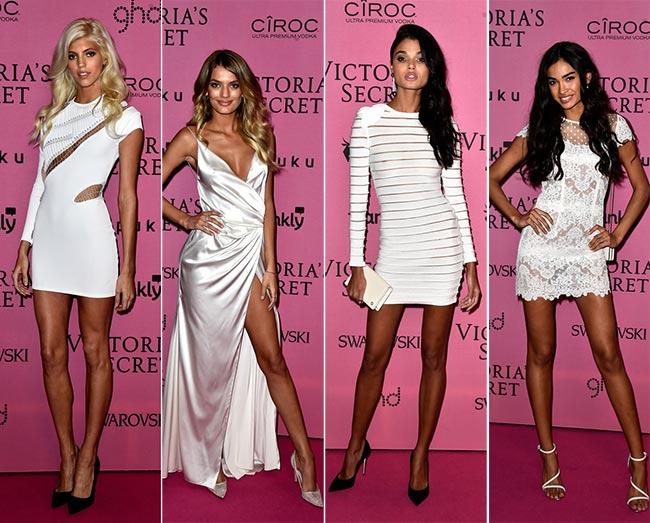 Victoria\'s Secret Fashion Show 2014-2015 Pink Carpet Fashion ...
