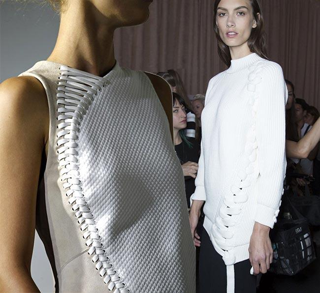 Spring/ Summer 2015 Fashion Trends: Crisscross Lacing