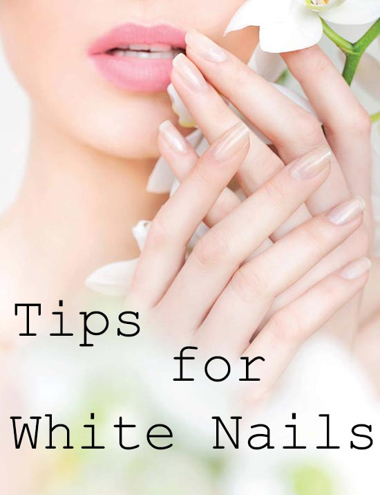 How to Whiten Nails At Home