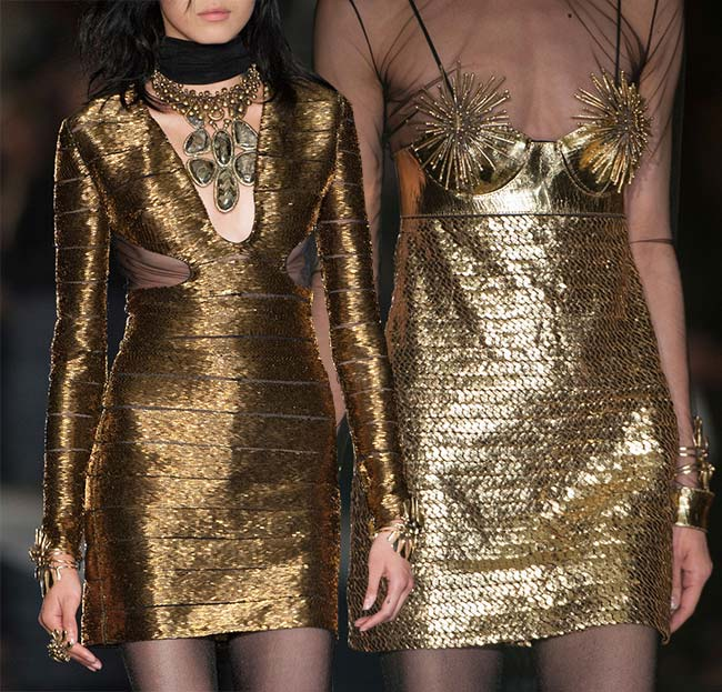Spring 2015 Runway Inspired Holiday Party Outfit Ideas: Tom Ford