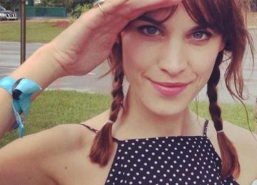 10 Casual At-Home Hairstyles from Celebs