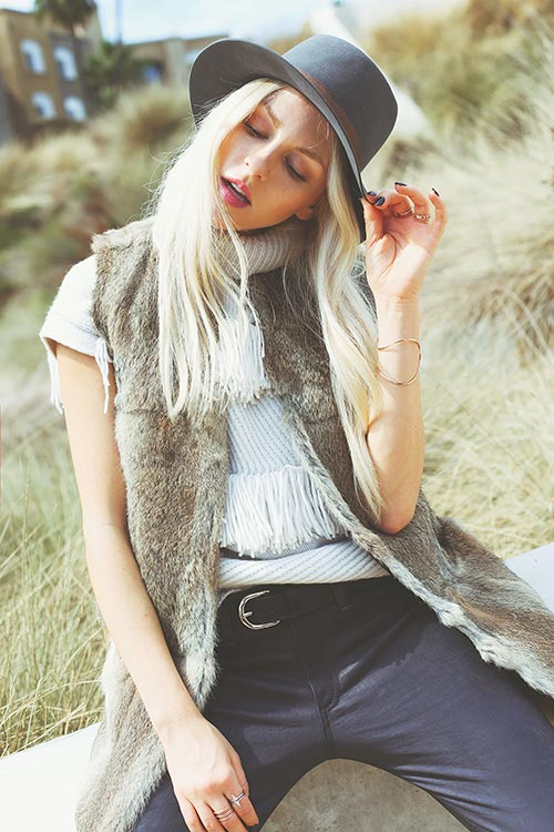Top 10 Fashion Bloggers of 2014: Shea Marie from Peace Love Shea