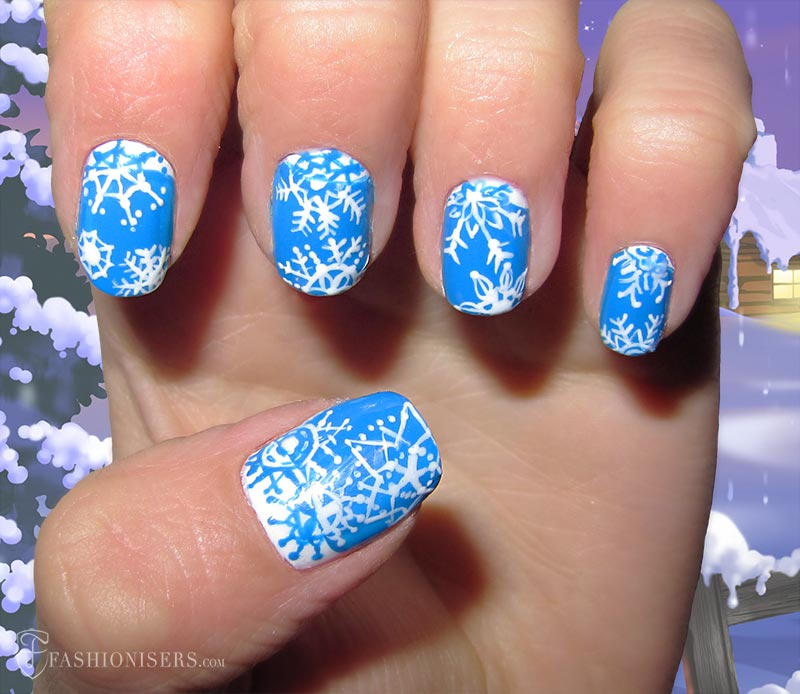 19 Unique Holiday Nail Art Designs Fashionisers