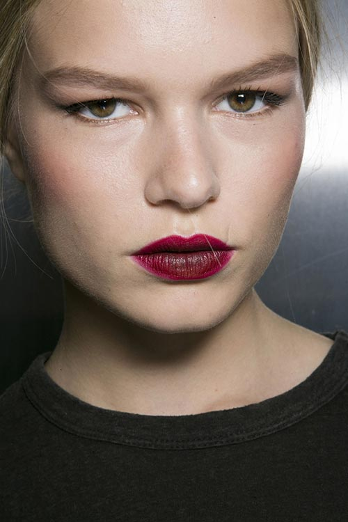 Beauty Trends for 2015: Red Lips