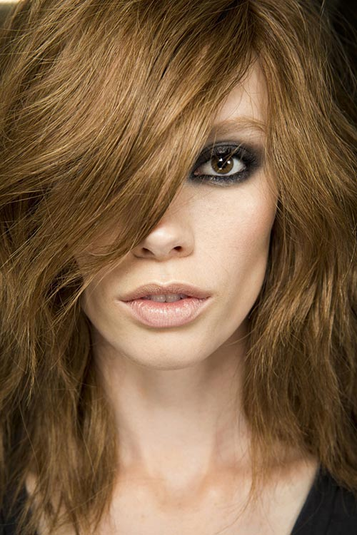 13 Hair Color Ideas for 2015: Caramel Brown
