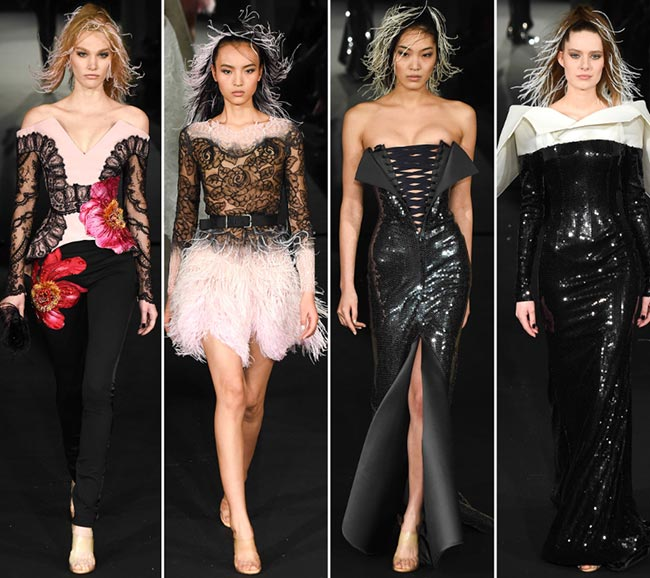 Alexis Mabille Couture Spring/Summer 2015 Collection