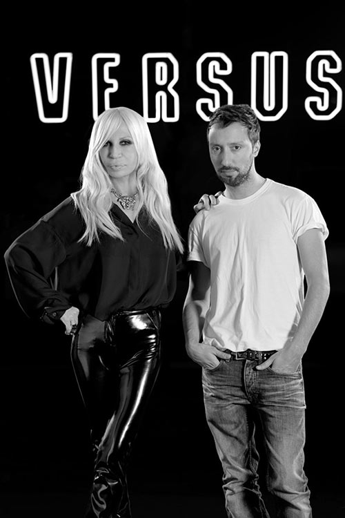 Anthony Vaccarello Named The Creative Director for Versus