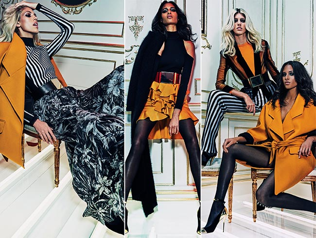Balmain Pre-Fall 2015 Collection