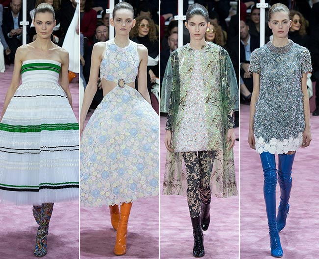 Christian Dior Couture Spring/Summer 2015 Collection