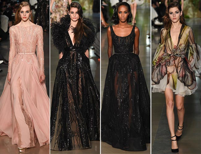 Elie Saab Couture Spring/Summer 2015 Collection