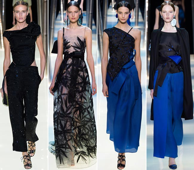 Giorgio Armani Prive Couture Spring/Summer 2015 Collection