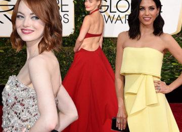 Golden Globes 2015 Best Dressed Celebrities
