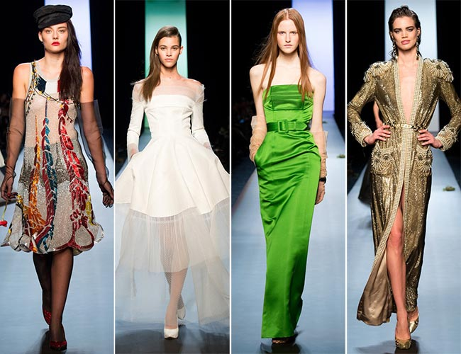 Jean Paul Gaultier Couture Spring/Summer 2015 Collection