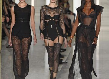 La Perla Atelier Couture Spring/Summer 2015 Collection