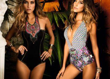 Mar de Rosas Swimwear 2015 Collection: Around The World