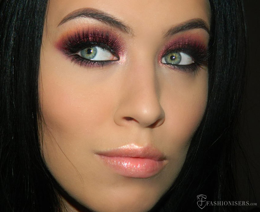 Marsala Makeup Tutorial