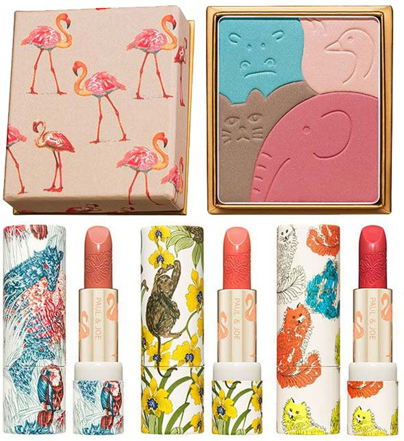 Paul & Joe Menagerie Spring 2015 Makeup Collection
