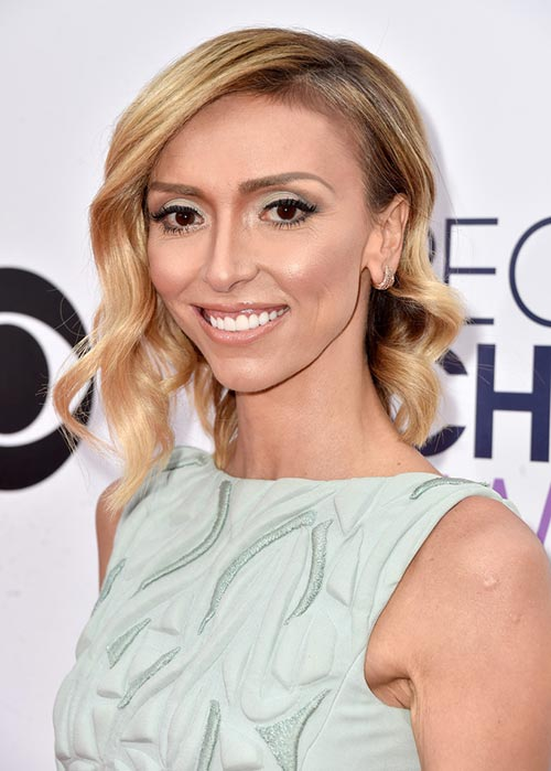 People's Choice Awards 2015 Hairstyles and Beauty