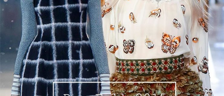 Pre-Fall 2015 Fashion Trends