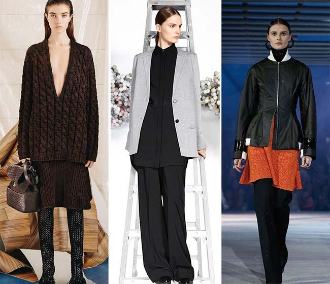 Pre-Fall 2015 Fashion Trends: Layering