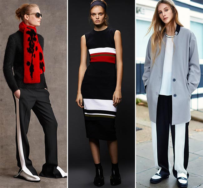 Pre-Fall 2015 Fashion Trends: Sporty Chic