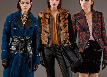 Roberto Cavalli Pre-Fall 2015 Collection