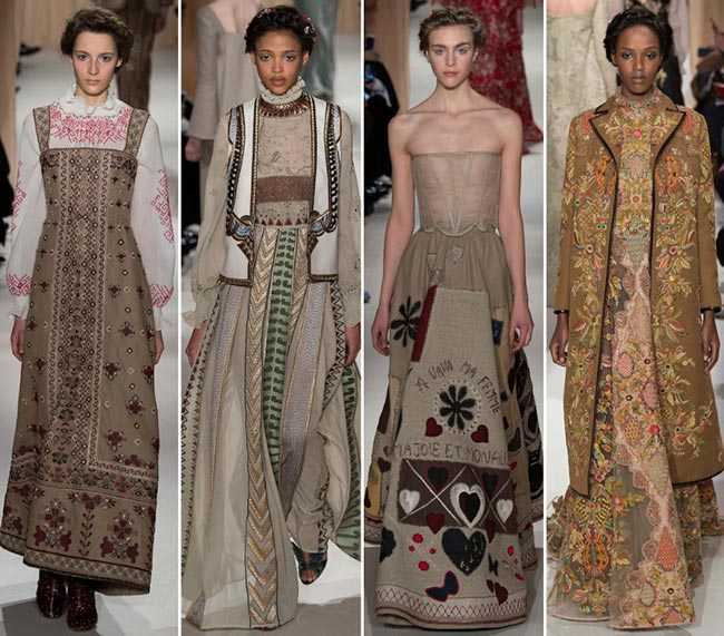 Valentino Couture Spring/Summer 2015 Collection