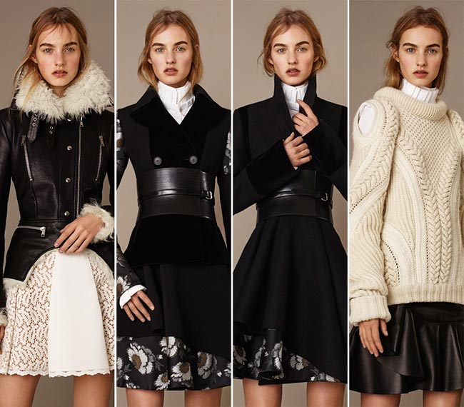 Alexander McQueen Pre-Fall 2015 Collection