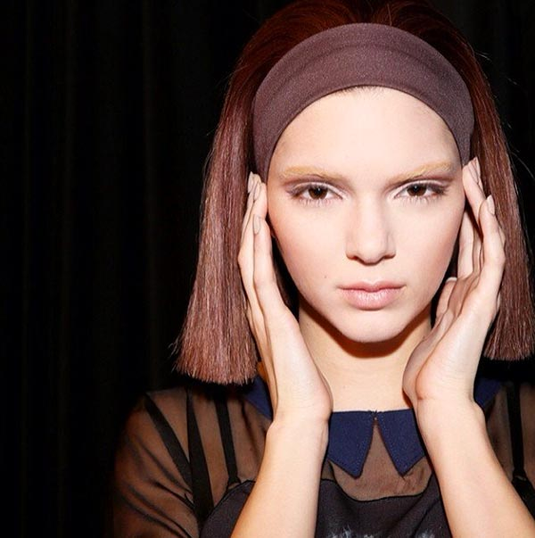 7 Fashion Trends That Should Die in 2015: Bleached Brows