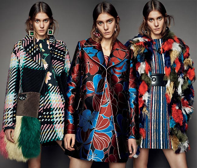 Marni Pre-Fall 2015 Collection