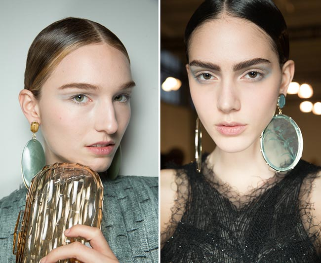 Spring 2015 Couture Accessories: Armani Prive Couture Spring 2015 Jewelry