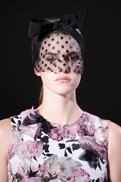 Spring/ Summer 2015 Couture Beauty Trends: Accessories