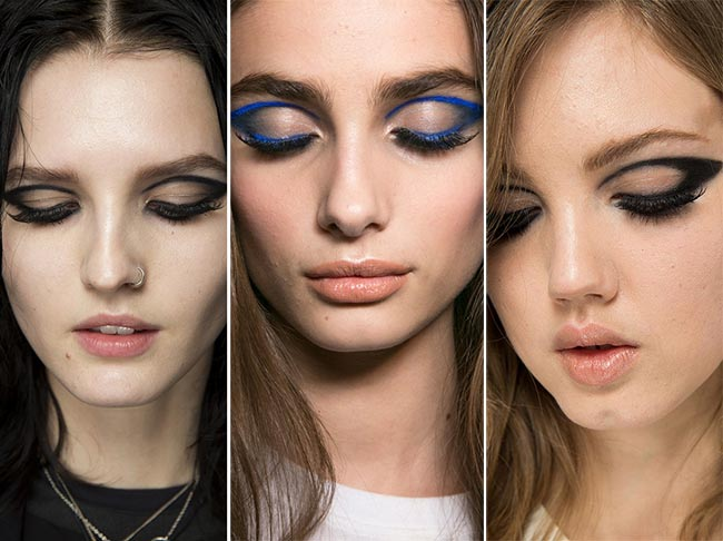 Spring/ Summer 2015 Couture Beauty Trends: Eye Makeup