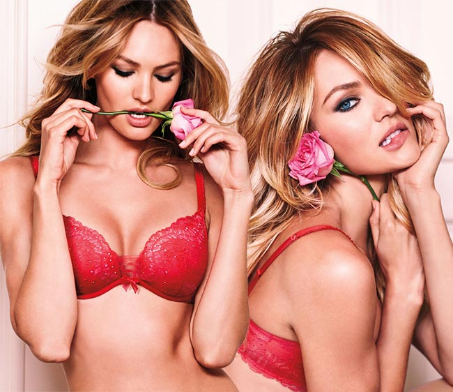 Victoria's Secret Valentine's Day 2015 Lingerie Lookbook