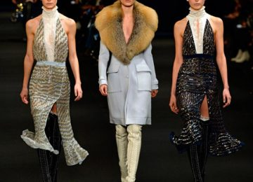 Altuzarra Fall/Winter 2015-2016 Collection – New York Fashion Week