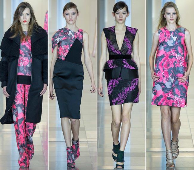 Antonio Berardi Fall/Winter 2015-2016 Collection - London Fashion Week