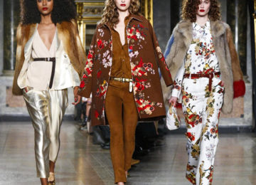 Blugirl Fall/Winter 2015-2016 Collection – Milan Fashion Week