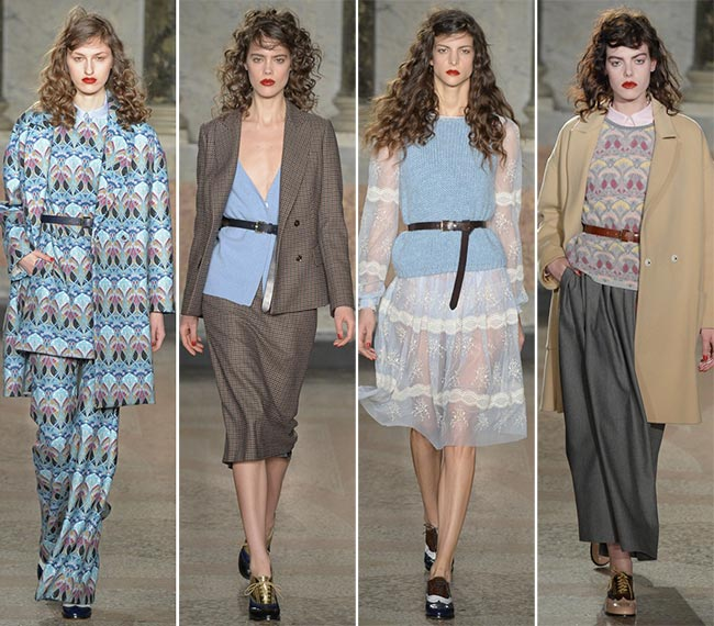 Blugirl Fall/Winter 2015-2016 Collection - Milan Fashion Week